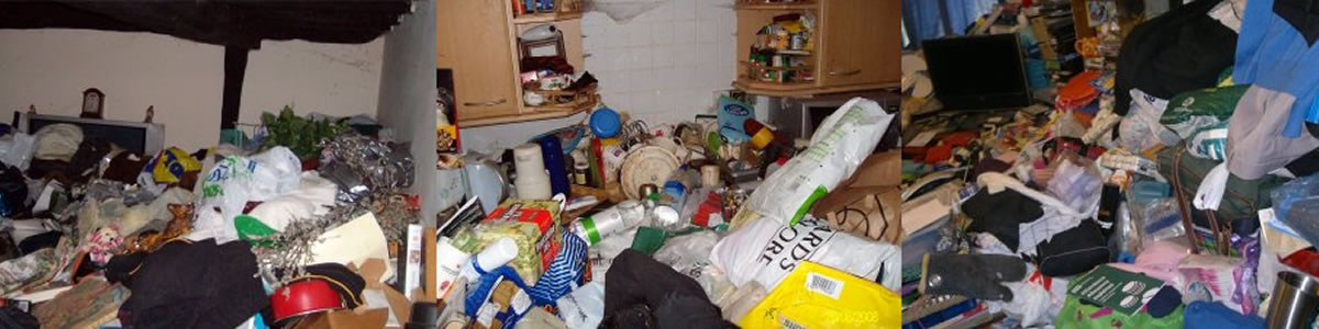 house clearance and extreme cleaning